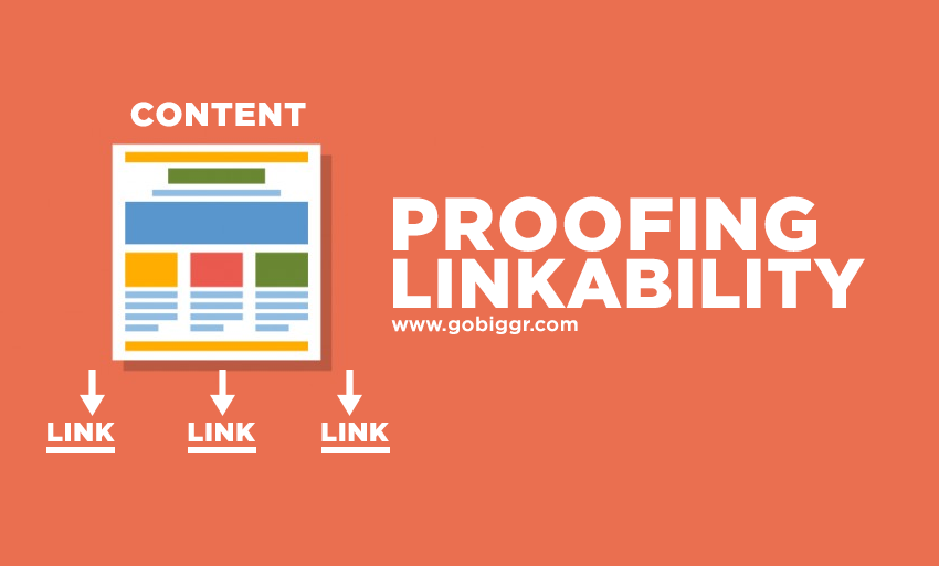 proofing-linkability